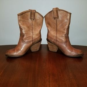 Lucky Brand Cowgirl Boots
